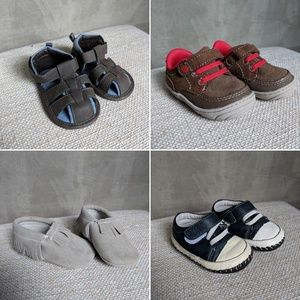 Stride Rite Shoes - Baby boy shoe lot - 4 pairs